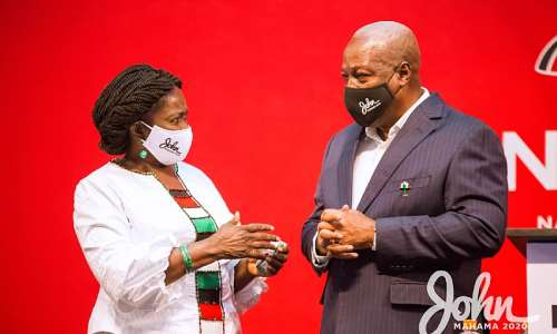 Stop the political skullduggery against John Mahama