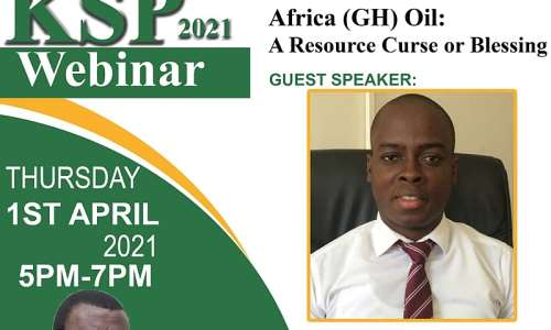 There are good opportunities in the oil sector, pursue them—Energy Economist encourages Kufuor Scholars