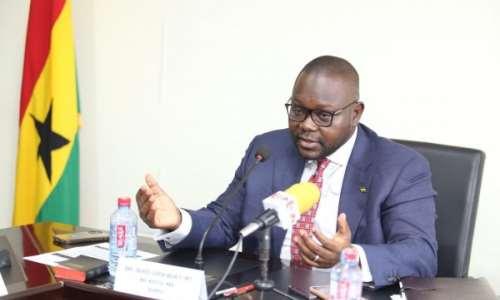 Asenso Boakye inaugurates Advisory Board, committees