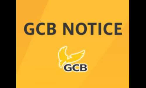 Re: False Allegations Against The Board Of GCB Bank Limited