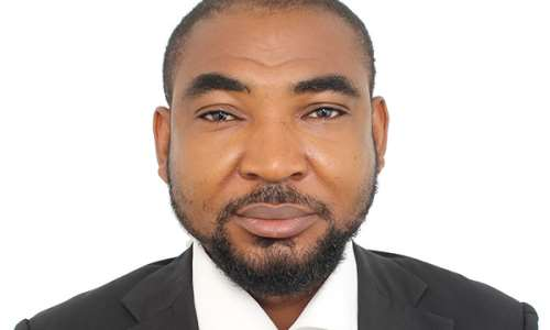 Roger Agambire Agana, Chief Executive Officer (CEO) of News Ghana