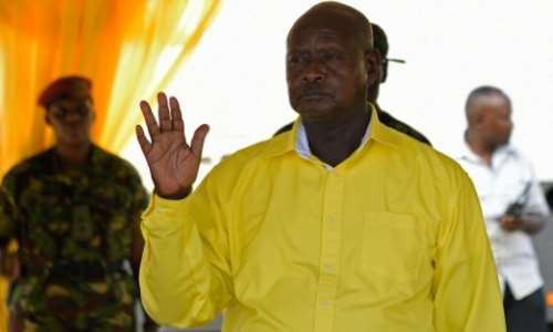 USA is blackmailing Museveni with visa restrictions