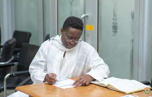Defeated NDC candidate, 4 others petition court to annul Amewu's Hohoe victory