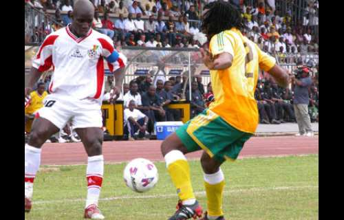 Ghana mauls South Africa in World Cup qualifier