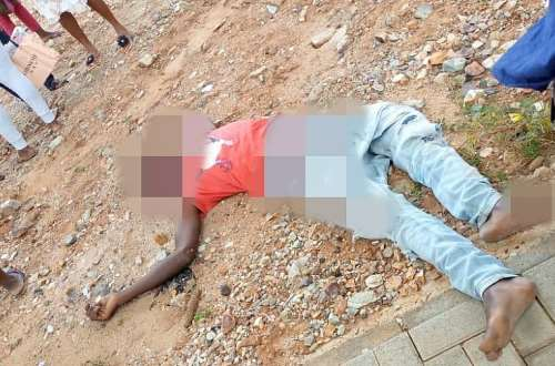 Accra: One dead, another injured after falling off 3rd-tier of Pokuase Interchange