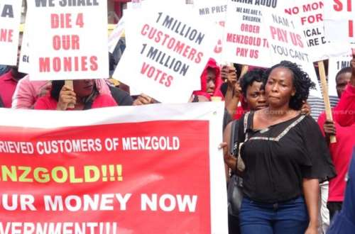 Aggrieved Customers Of Menzgold Calls On Parliament To Probe Into The Closure Of The Company