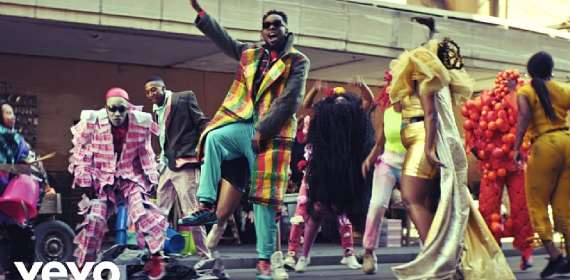 Patoranking releases Open Fire video featuring Busiswa