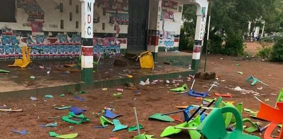 Savannah Region: NDC Executives suspended in Salaga South Constituency for c