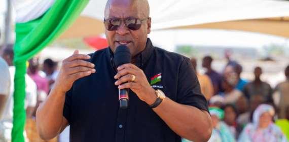 Allow any aspirant eyeing NDC flagbearer slot to contest – Mahama to executi