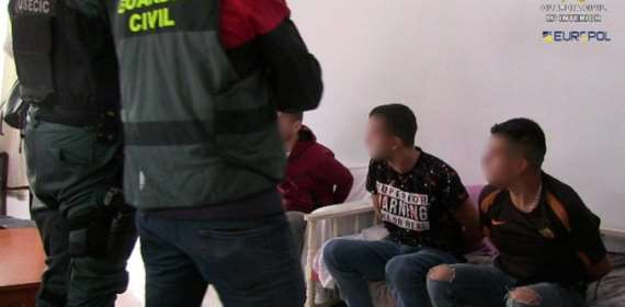 Secret Video Recording Reveals How Thieves Broke Into Thomas Partey's House