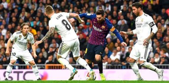 Postponed Clasico To Be Played On Dec. 18