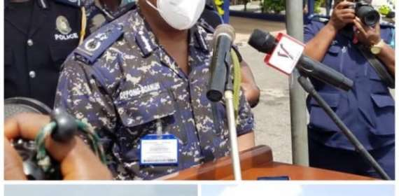 We'll Provide Tight Security For Volta Region — IGP