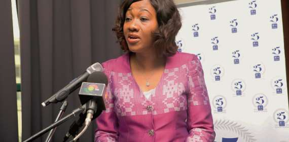Electoral Commission Boss Should  Back Off Her Stand