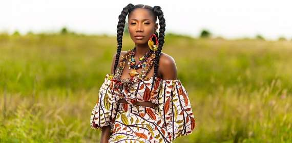 Yaa Yaa premieres graceful visuals for emotive record 'Mmusuo'