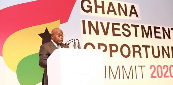 Akufo-Addo Woo Investors To Access Common Market Through Ghana
