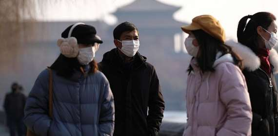 Paris airport to prepare medical screening for flights from China as coronavirus spreads