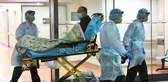 China puts travel bans in place to contain coronavirus as death toll rises