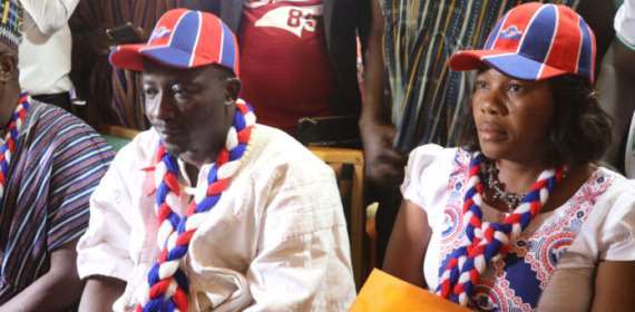 NPP Primaries: North East Minister Heartbeats As Accountant Files To Contest