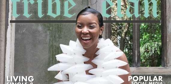 Beauty Influencer -Lola OJ Covers Tribe & Elan Online Magazine