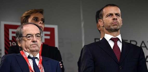 French football boss backs sanctions on European Super League's founding rebels