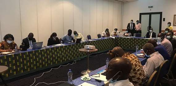 ILO trains implementing partners of SCORE programme on fundraising