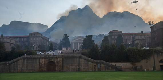 Why the fire on Cape Town's iconic Table Mountain was particularly devastating