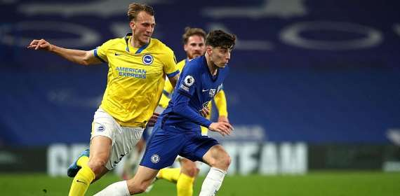 PL: Chelsea held at home by Brighton