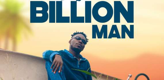 Lega releases freestyle single song Billion Man