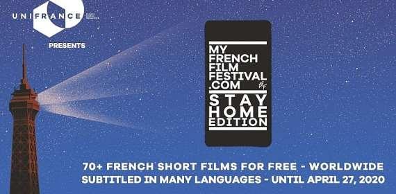 French short films perk up locked down public in free online festival