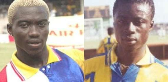 Who Was The Best? Twitter Goes Gaga Over Dong Bortey And Charles Taylor