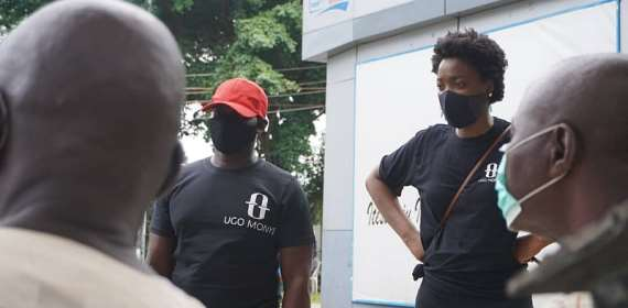 Ugo Monye Fashions over 3000 truly reusable Face Masks to aid in Covid-19 pandemic