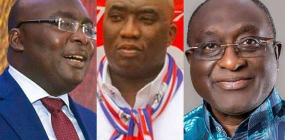 Campaign for NPP Flag bearer intensifies