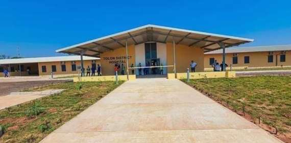 Tolon: NDC slams Bawumia for allowing hospital to rot after commissioning
