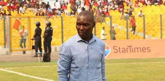 We Have The Quality To Compete In Africa - Hearts of Oak Coach Edward Nii Od