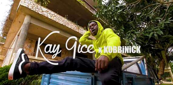 Kay 9ice drop visuals, for trending single #LeaveMe