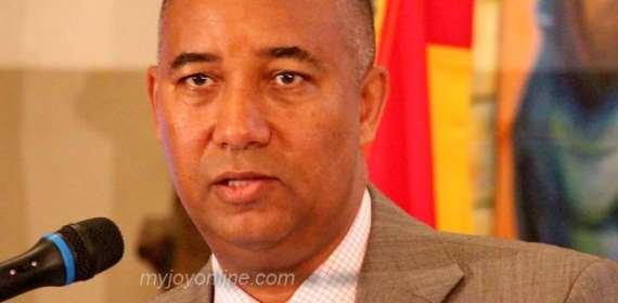Alex Mould Cautions Gov't On LNG Regasification Contract