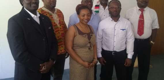 National Delegates Conference of the NDC Diaspora Chapter Germany