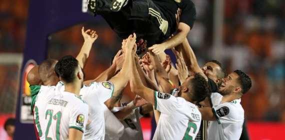 Coach Djamel Belmadi Admits Algeria Didn't Play Very Well Against Senegal In Final