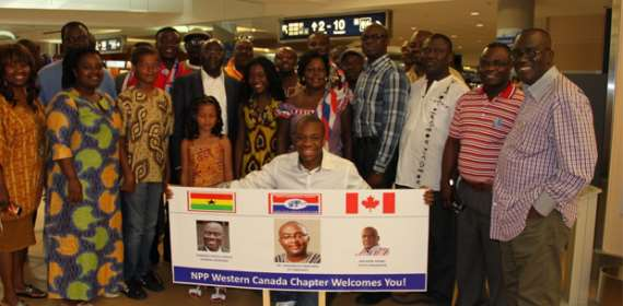 NPP Canada Branch Pays Tribute To Sir John