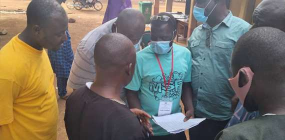 Voter Registration: Akamba Warns NPP Over Attacks On NDC Agents As He Tours