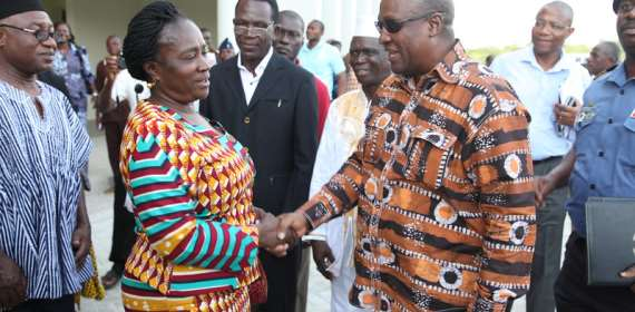 I'll Dedicate My Energy To A Resounding Victory For NDC – Naana Opoku-Agyema