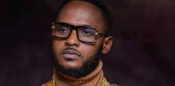 """Fashion Mogul U&A Release Pictures Dubbed """"Afro Electric"""" Ahead Of His Birthday"""