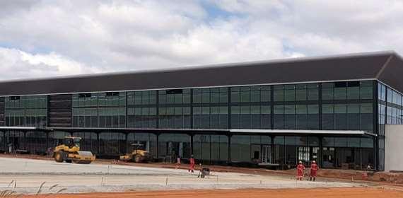 Kumasi Airport Ready By April 2021