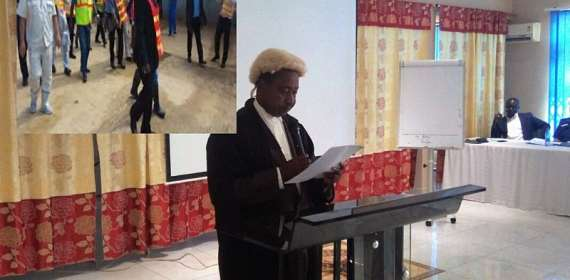 Shaanxi Bigwigs Cited For Contempt; Companies Charged GH¢4,000 For Late Filing