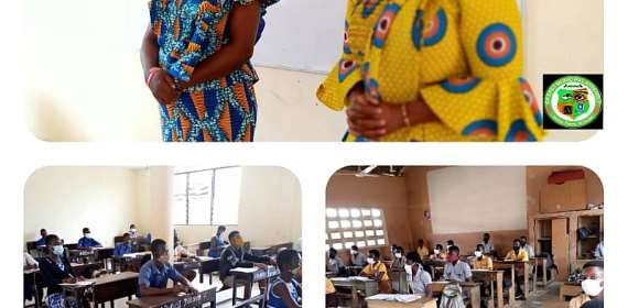 Akufo-Addo Have You At Heart; Learn And Take Advantage Of The FREE SHS; Secu