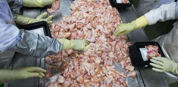 Frozen Chicken Wings From Brazil Test Positive For Coronaviru