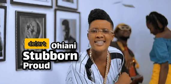 Ruby Delart highlights poverty as the root of all evil in latestvisuals - Ohiani Stubborn Proud