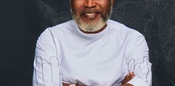 Yomi Casual features Zack Orji and Son in latest 2020 Collection titled Von Dozzy