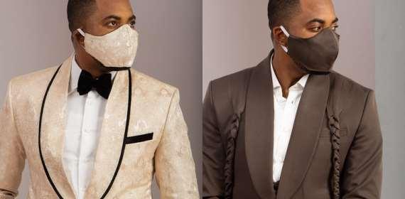 Jurio Luti Unveils it's Suit Collection titled Brazen
