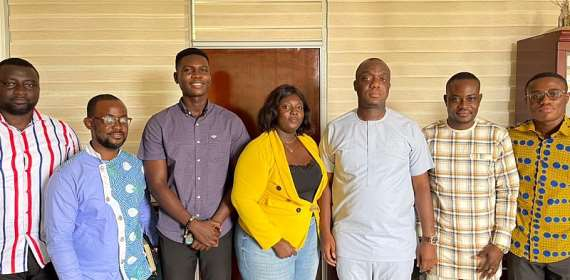 Wisconsin University Tescon calls on YEA CEO, plans to embed YEA Job Centre